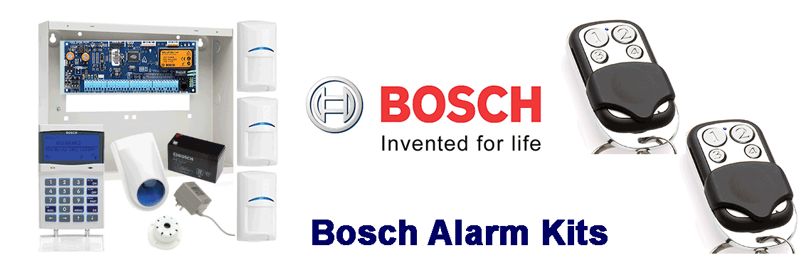 Bosch Alarm Kits Go Electronic Systems Southern Highlands
