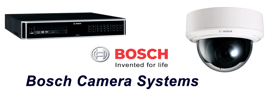 Bosch Cameras Go Electronic Systems Southern Highlands