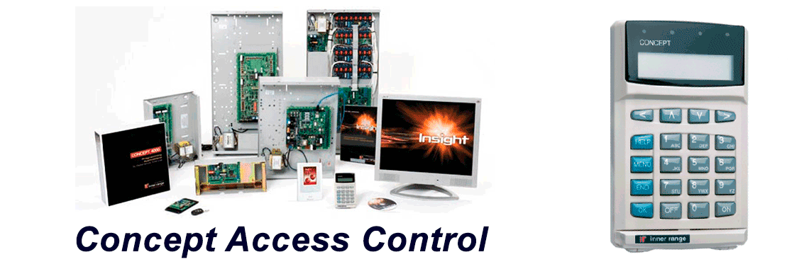 Concept Access Control Go Electronics Southern Highlands