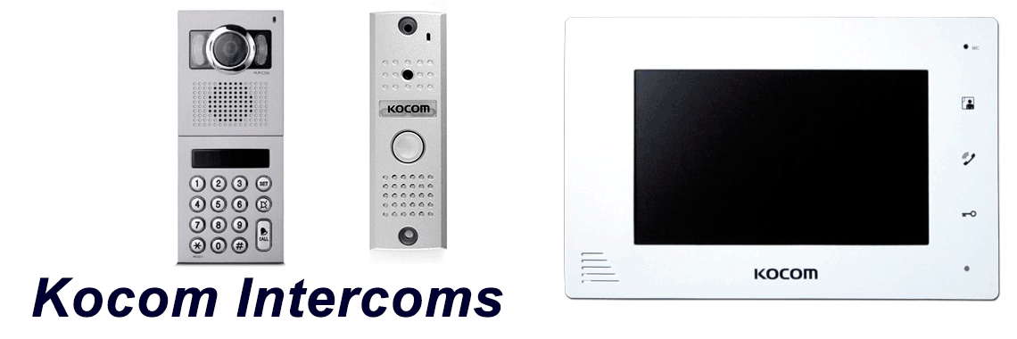 Kocom Intercom Systems Go Electronics Southern Highlands
