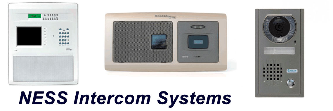 NESS Intercoms Go Electronic Systems Southern Highlands