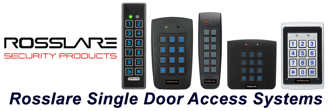 Rosslare Access Control Go Electronics Southern Highlands