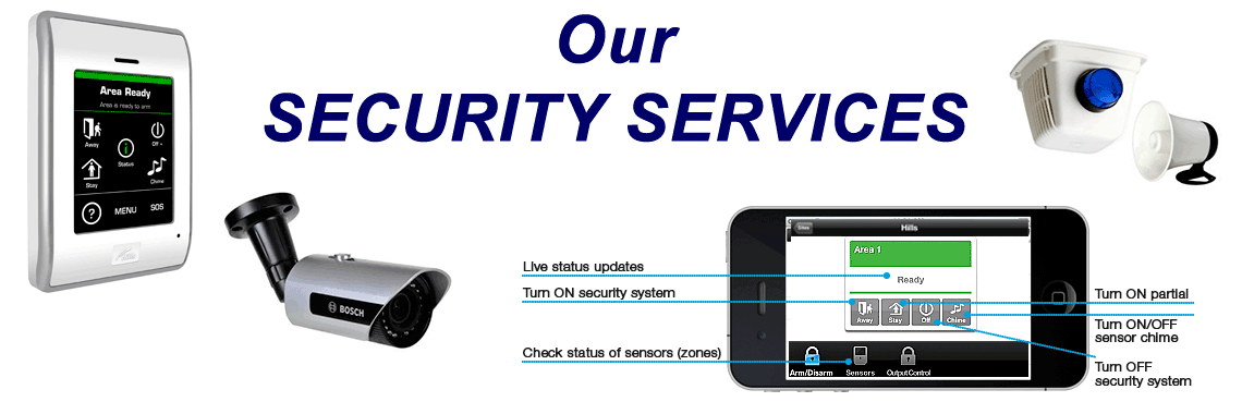 Security Services Go Electronic Systems Southern Highlands