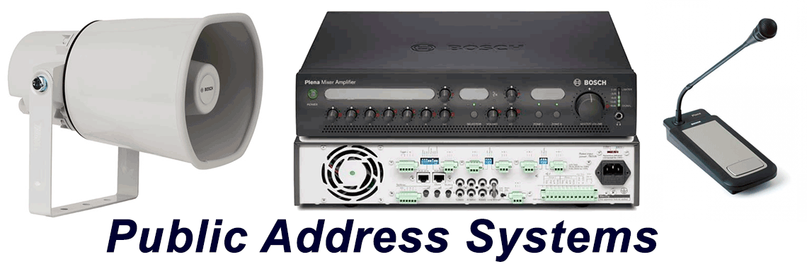 Public Address Systems Go Electronic Systems Southern Highlands